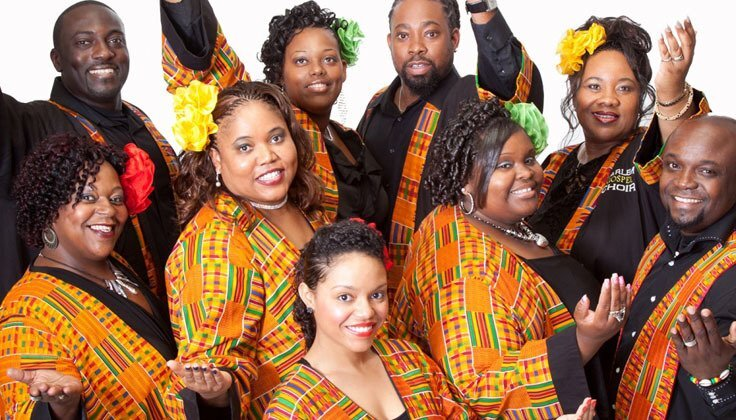 Harlem gospel choir 1 736 420